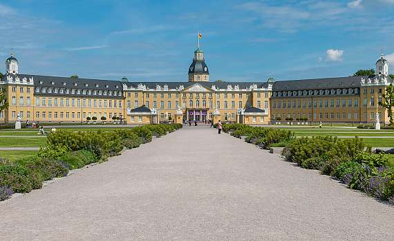 Centro Hotels in the city of Karlsruhe