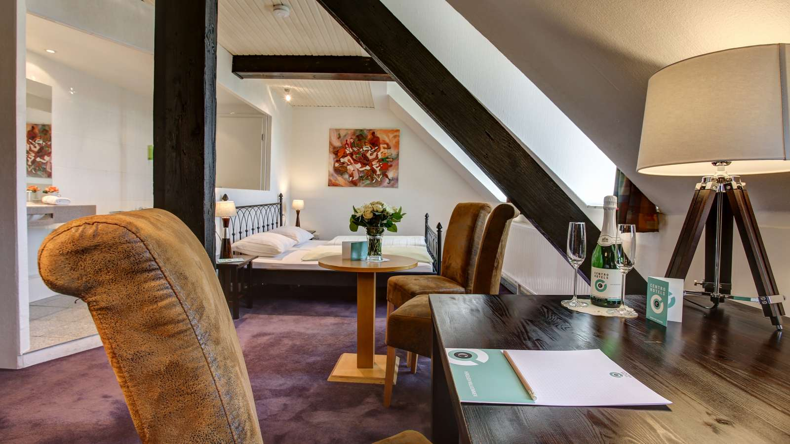 Perfect basis for your stay in Karlsruhe
