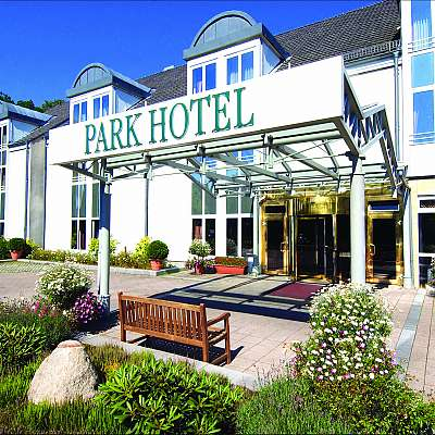 Exterior of the Park Hotel Ahrensburg