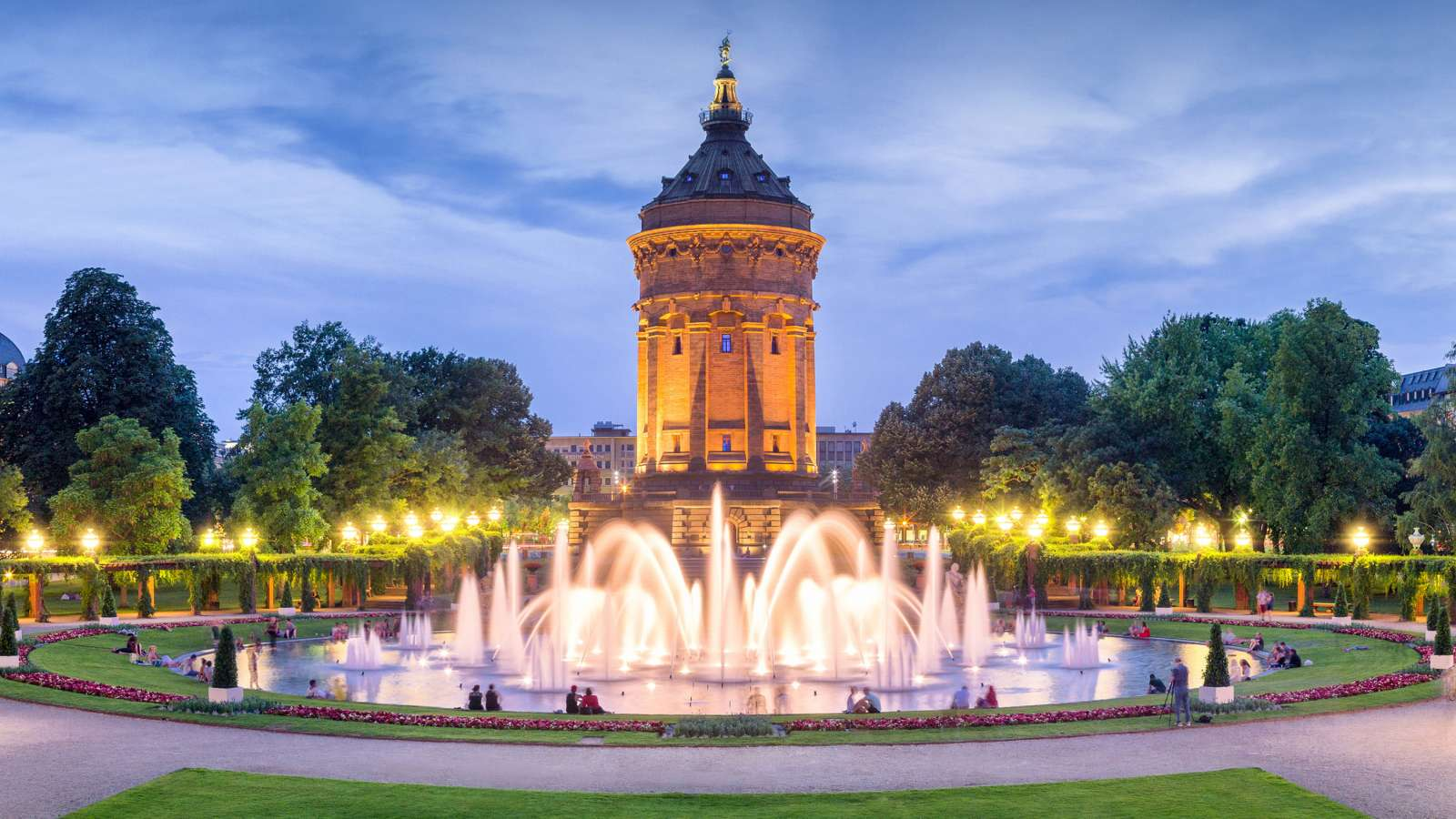 Centro Hotels In The City Of Mannheim