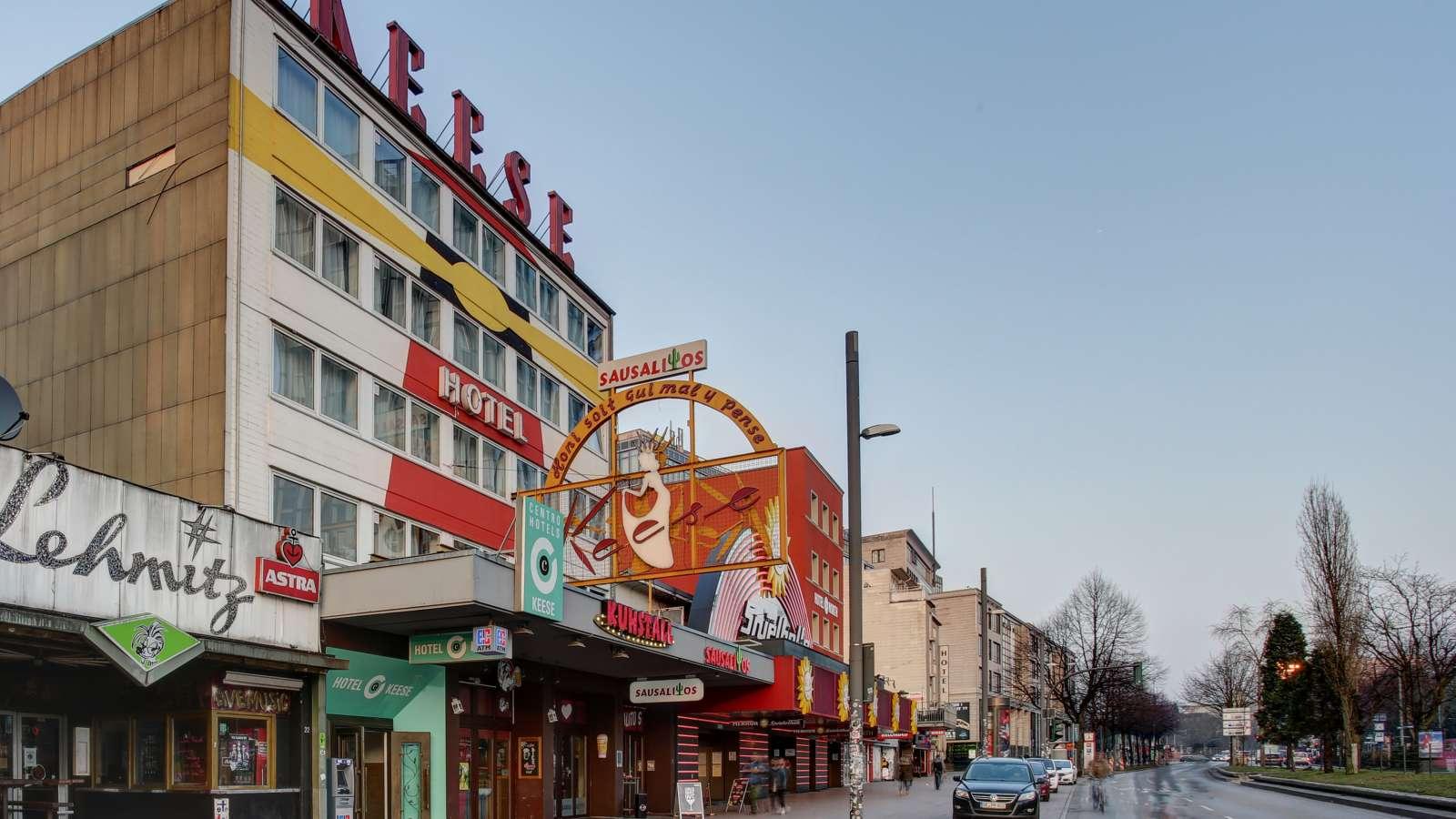 Centro Hotel Keese In Hamburg