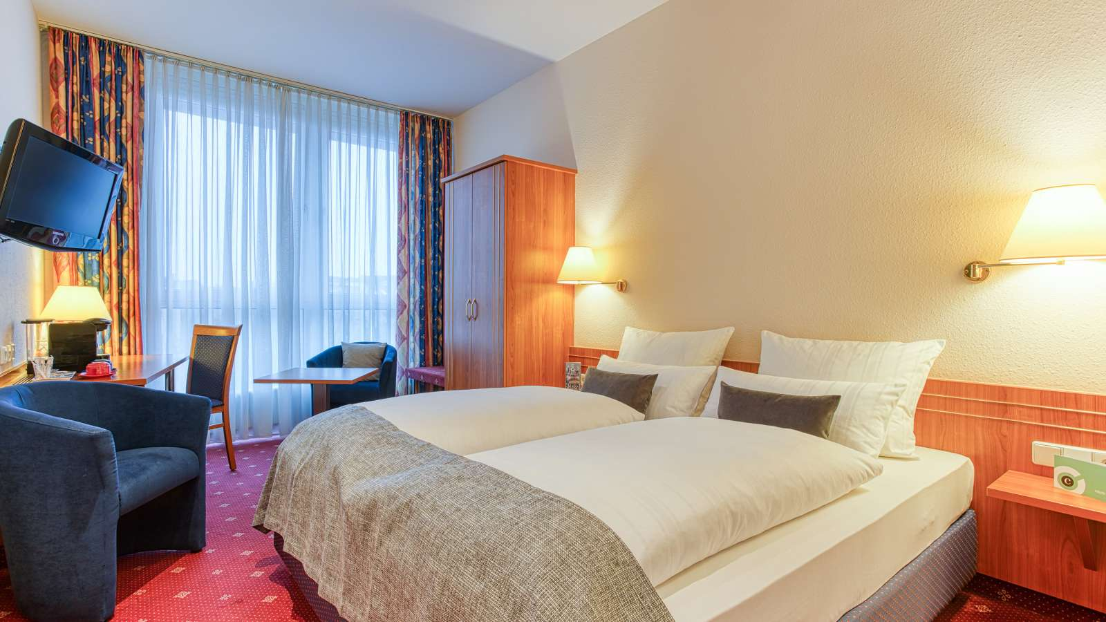Double Room at Centro Hotel Berlin City West