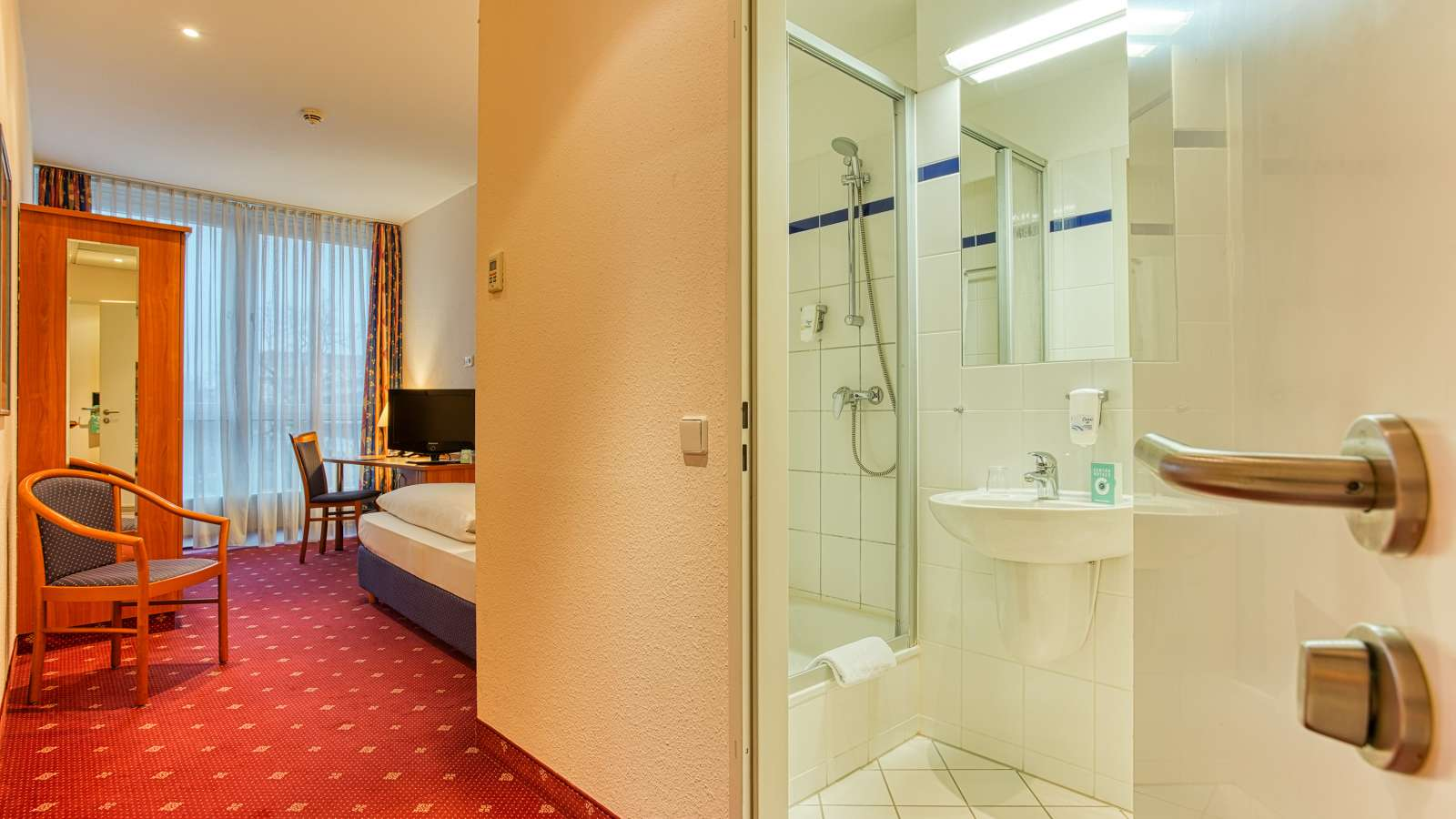 Bath at Centro Hotel Berlin City West