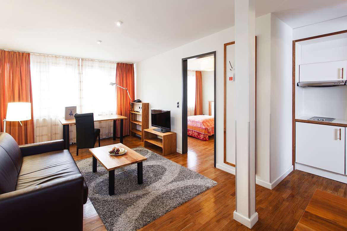 Das Apartment im Centro Hotel Domicil 31 in Bremen