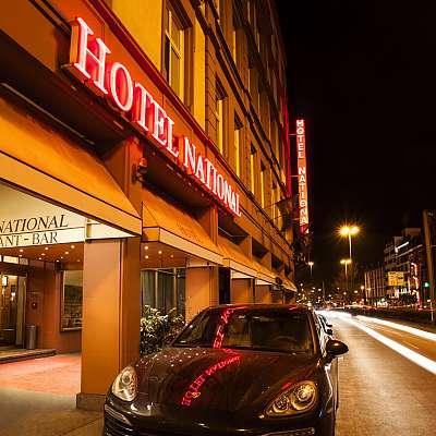 Centro Hotel National Frankfurt Am Main
