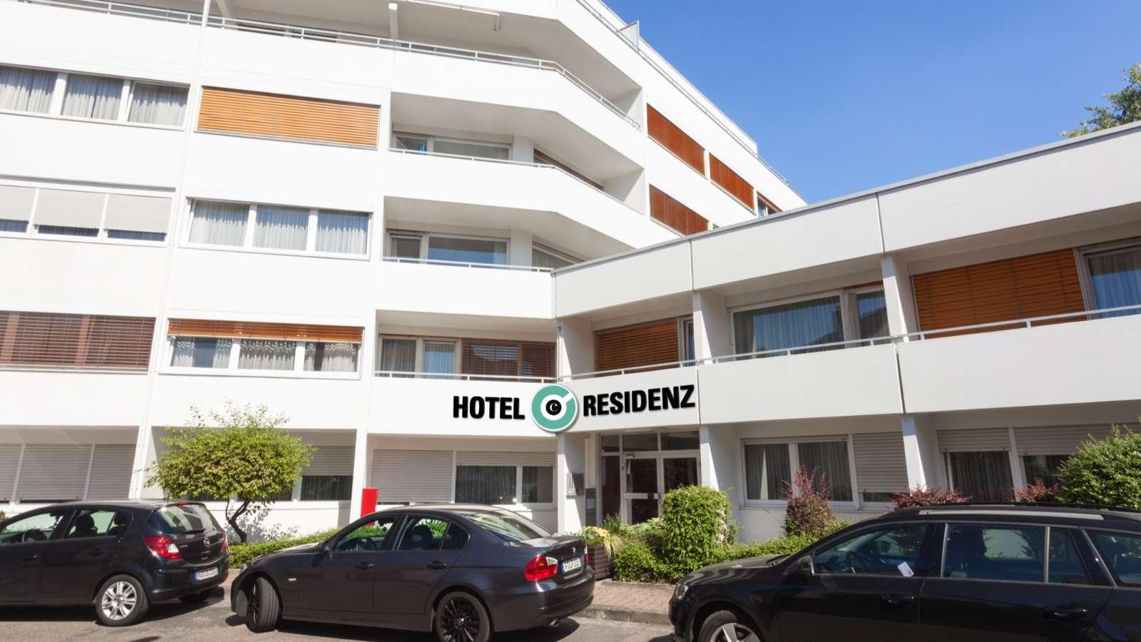 Centro hotels frankfurt am main for Designhotel residenz 2000 berlin