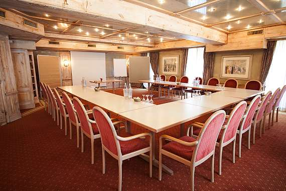 A conference room at Centro Hotel Stadt Gütersloh