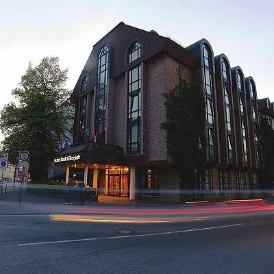 Hamburg Centro Hotel West