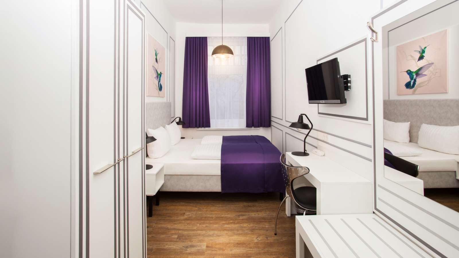 centro hotel boutique 56 in hamburg, Wohnideen design