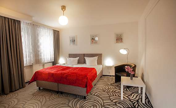 Centro hotels hannover for Boutique hotel hannover