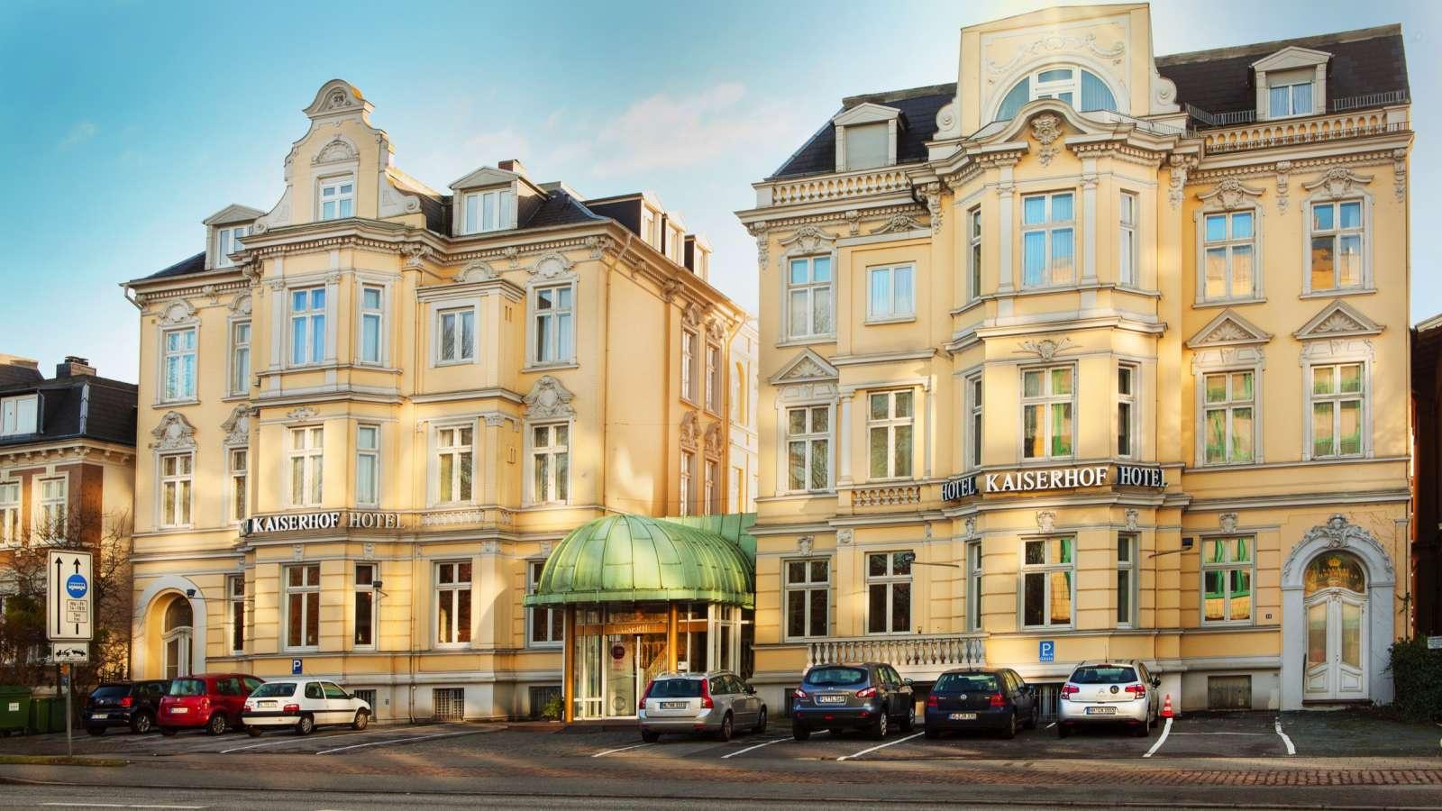Centro Hotel Ravensberger Hof Bielefeld