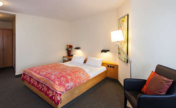 A double room at Best Western Hotel Bremen City