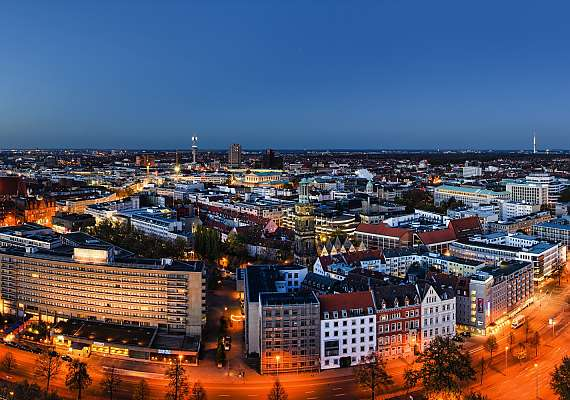 The whole city centre is at your feet during your stay at the Centro Hotels in Hanover.