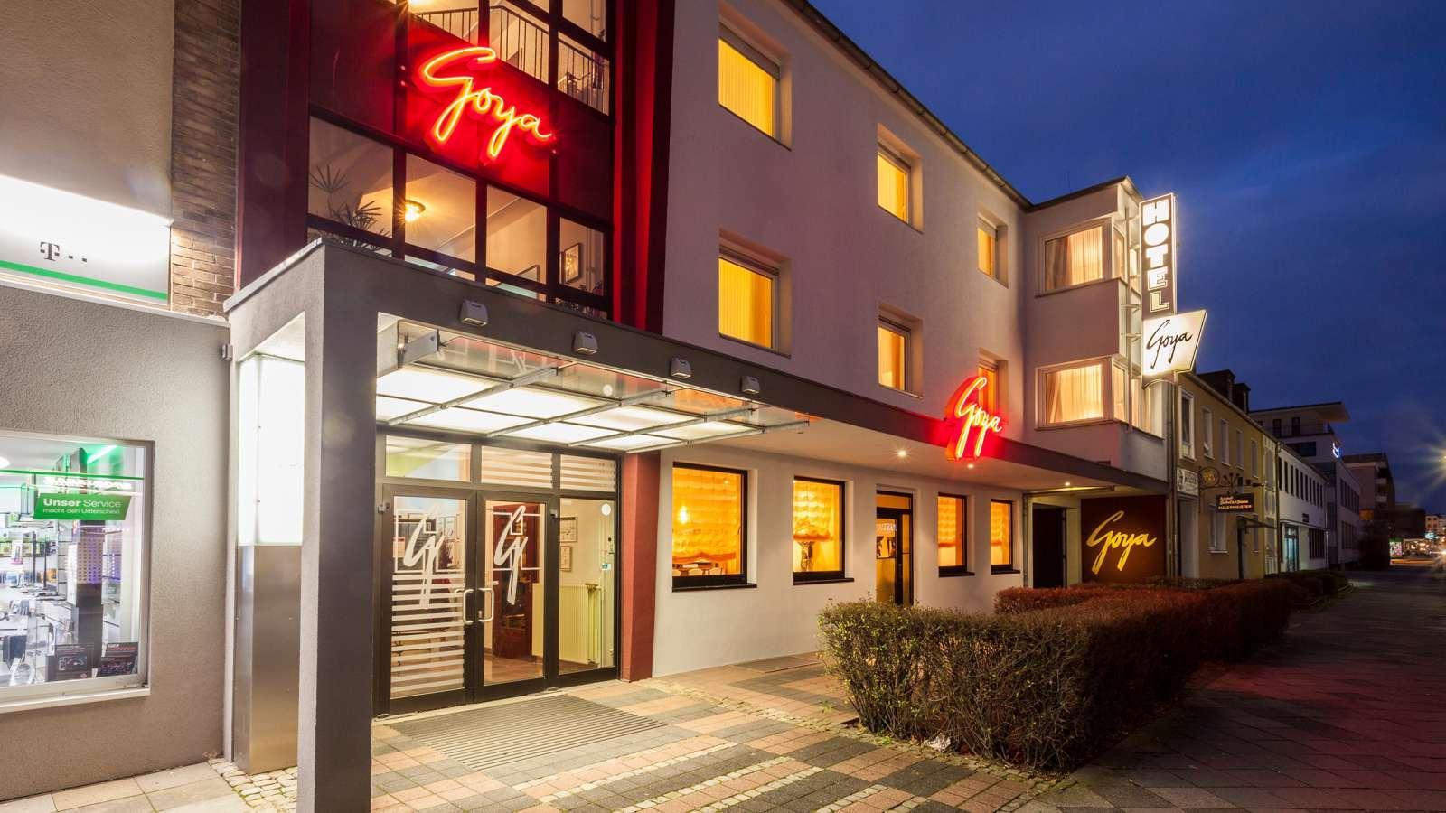Centro Hotel Ravensberger Hof Parken