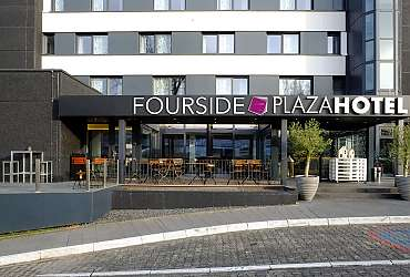 Neues Fourside Hotel in Trier