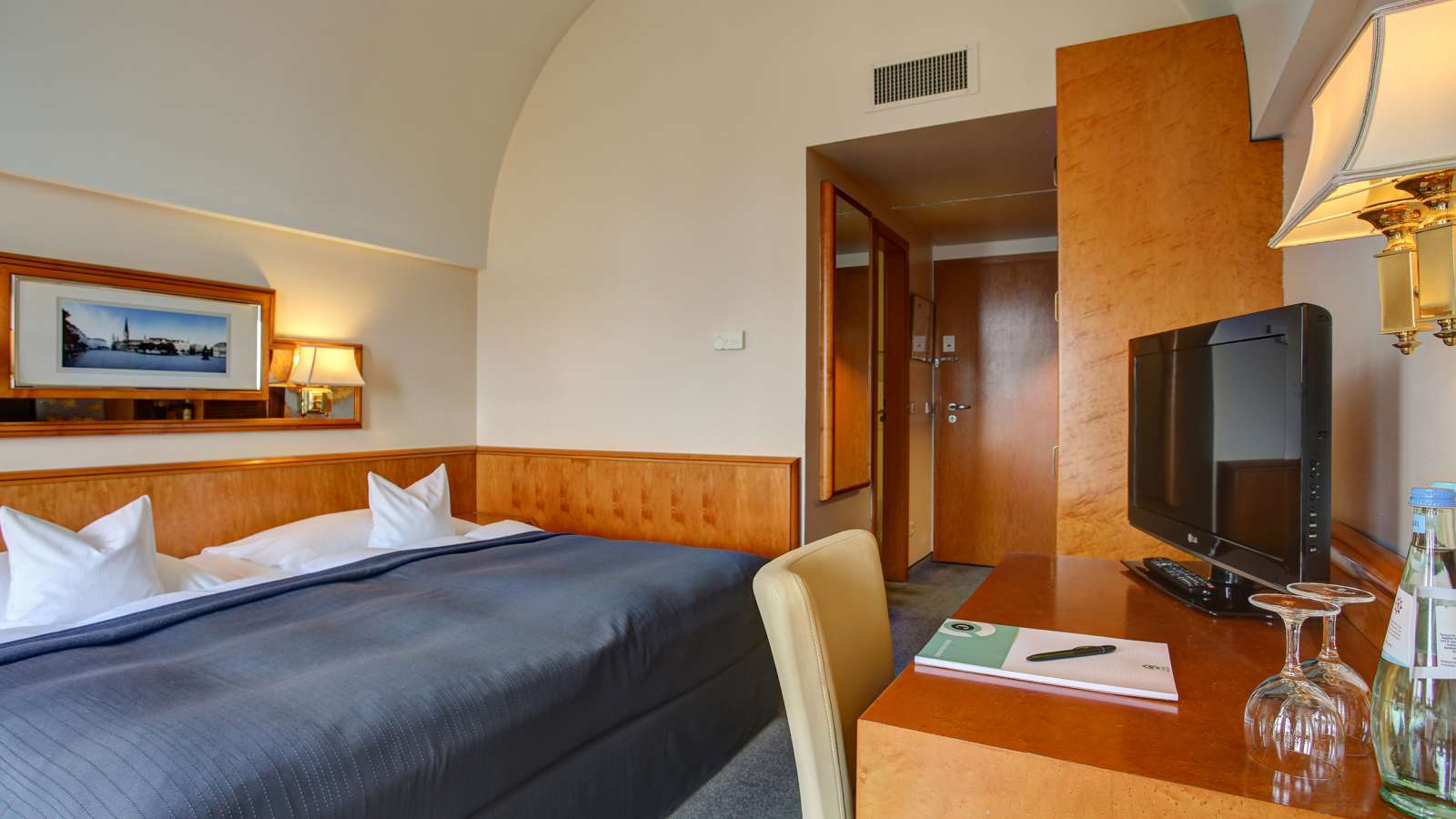Double room at Centro Hotel Residence in Bonn